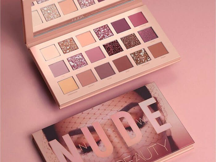 Huda Nude Palette Review