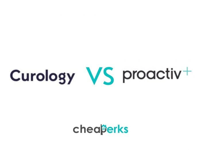Curology VS Proactiv