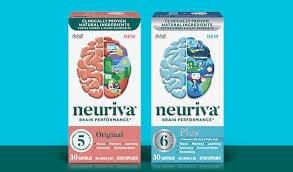 Neuriva Original VS PLUS