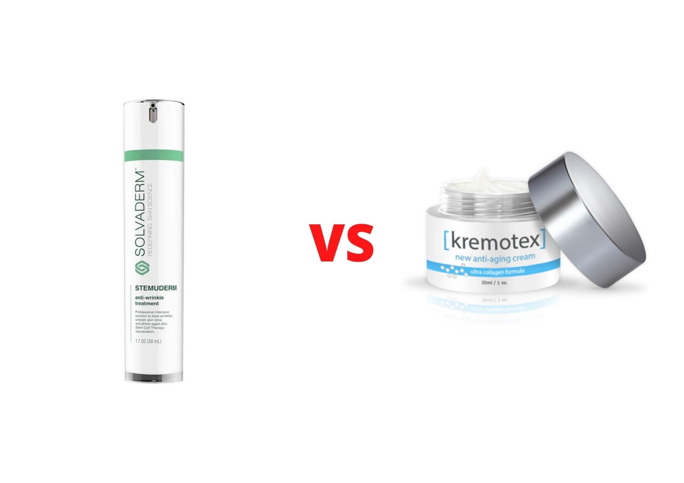 Stemuderm VS Kremotex