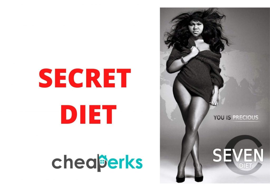 Sidibe SECRET DIET