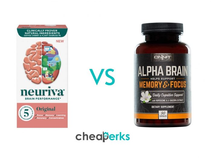 Neuriva VS Alpha Brain