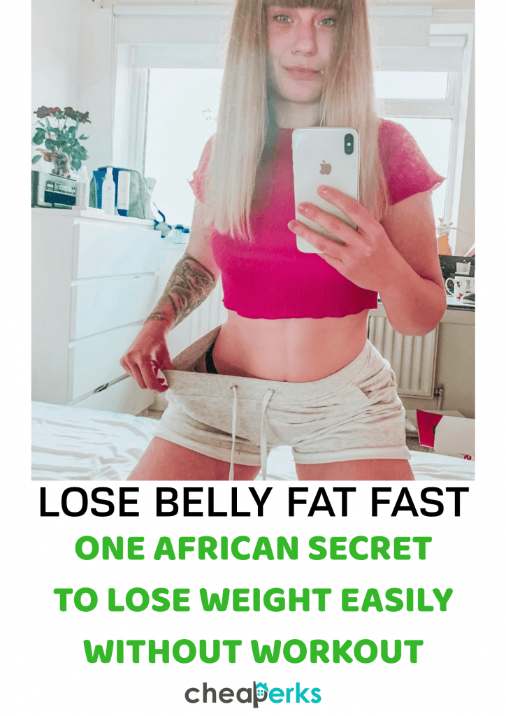 African Secret to Lose Belly Fast