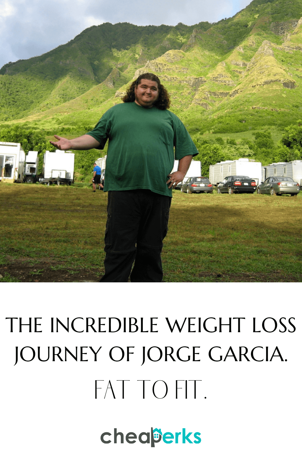 INCREDIBLE WEIGHT LOSS JOURNEY