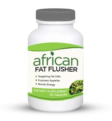 how does african fat flusher work