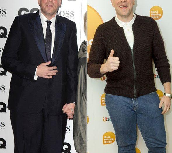 t john weight loss