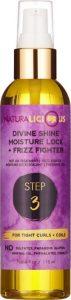 Divine Shine Moisture Lock and Frizz Fighter (Step 3)