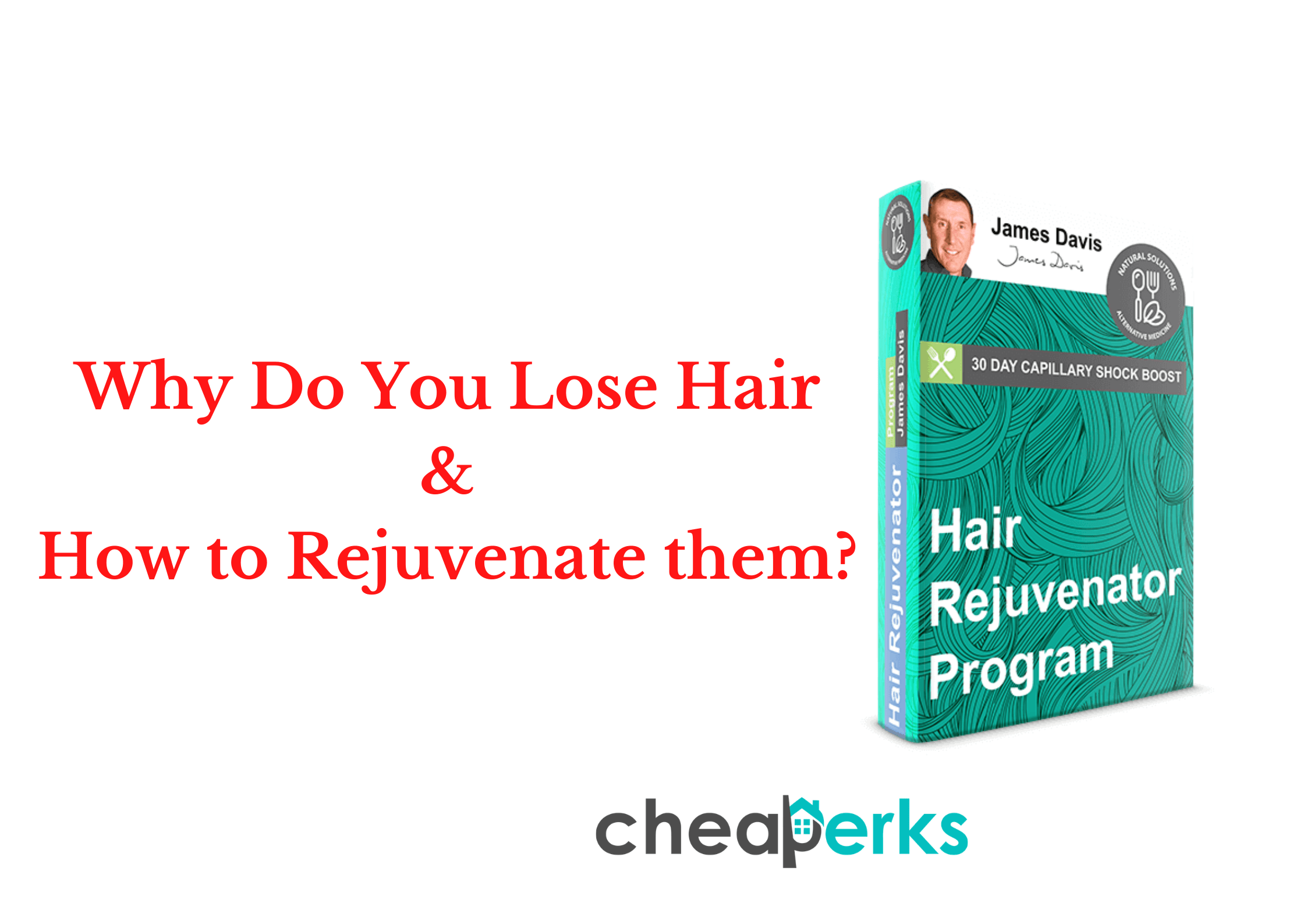 Hair Rejuvenator Program Review