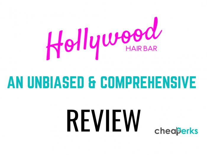 Hollywood Hair Bar Reviews