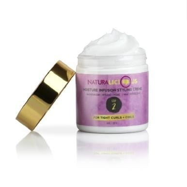 Moisture Infusion Styling Creme (Step 2)