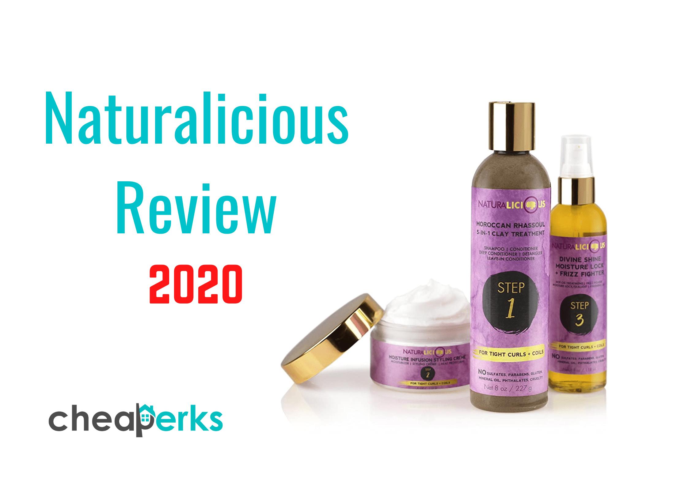Naturalicious Reviews