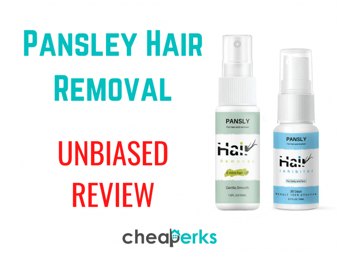 Pansley Hair Removal Reviews