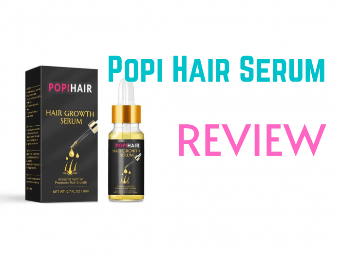 Popi Hair Serum Review