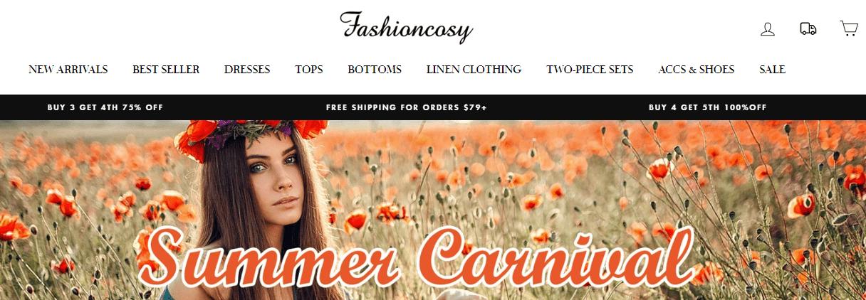 fashioncosy reviews