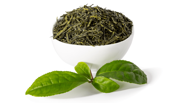 green tea: LeptoConnect