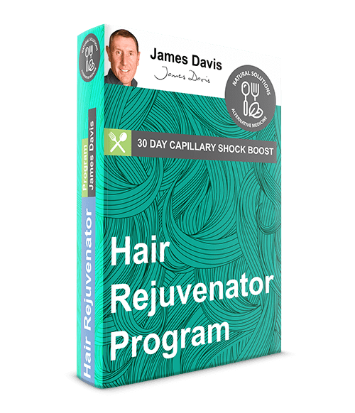 james davis's hair program