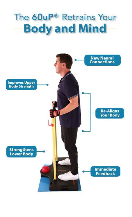 60up balance board benefits