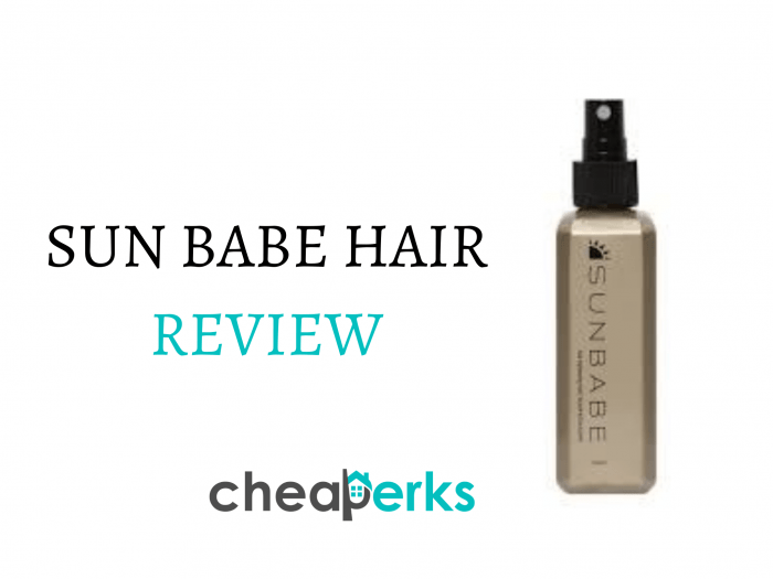SUN BABE HAIR REVIEW
