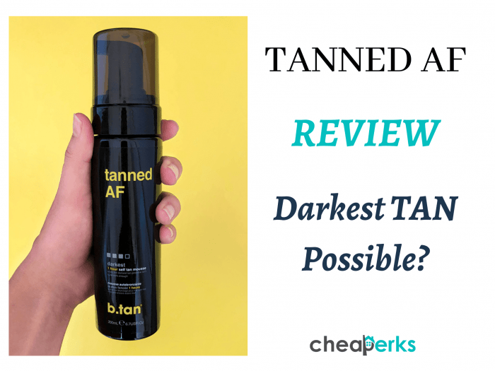 tanned af review