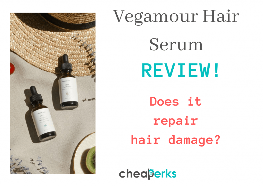 vegamour hair serum reviews