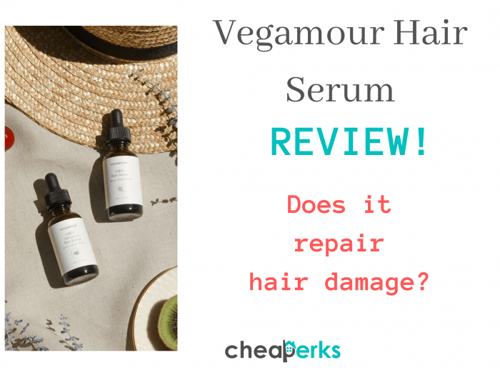vegamour hair serum reviews