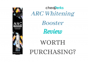arc whitening booster review
