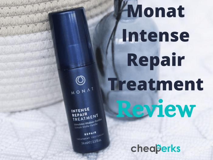 monat intense repair treatment review