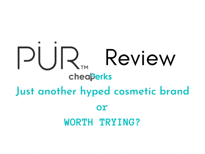 PUR Cosmetics Reviews