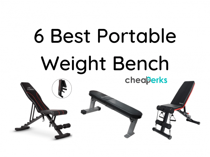 Portable Weight Bench