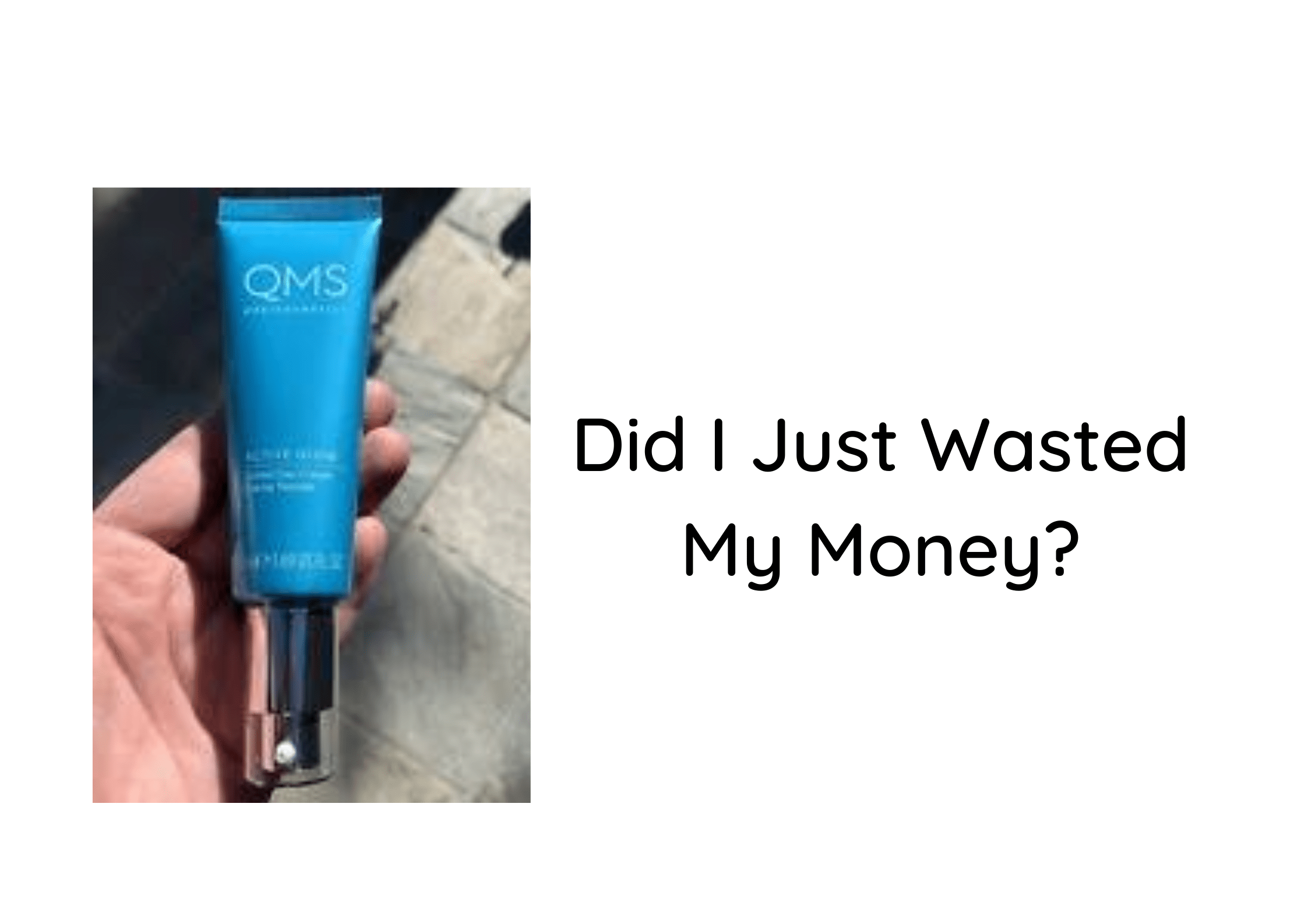 QMS Tinted Day Cream Review