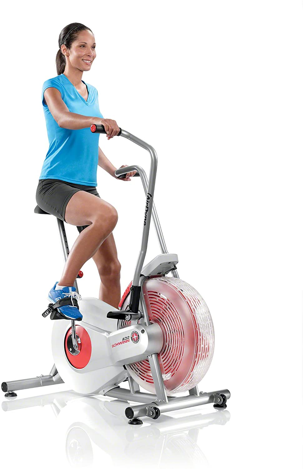 Schwinn AD2 Airdyne Exercise Bike With Moving Arms
