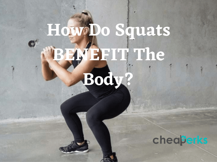 how do squats benefit the body