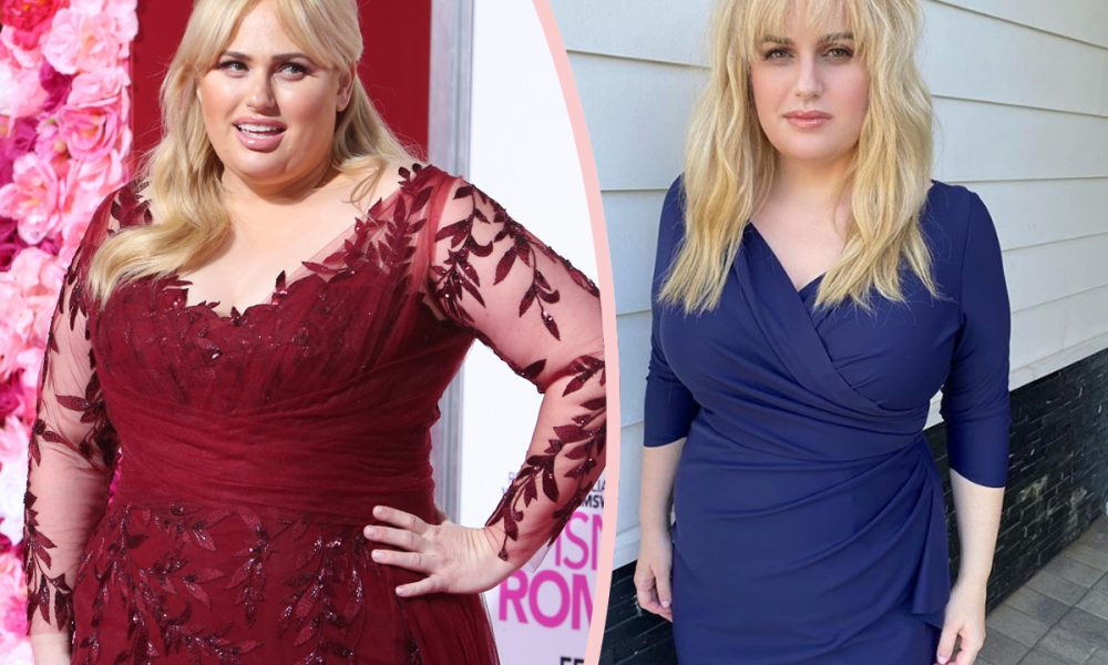 Pitch Perfect Star Weight Loss Before After