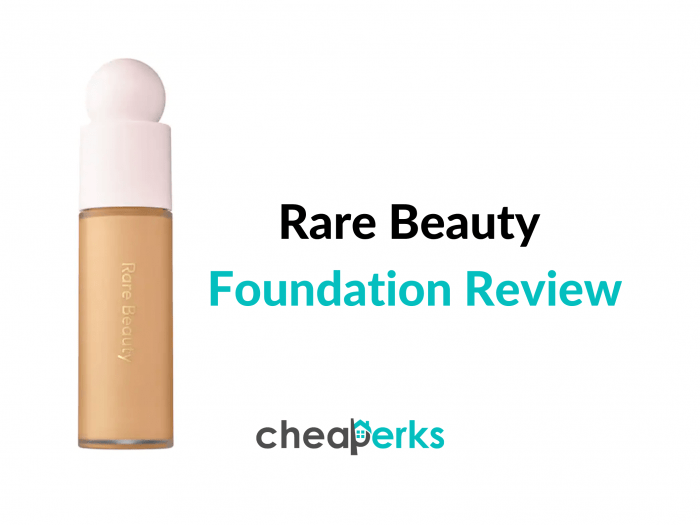 Rare Beauty Foundation Review