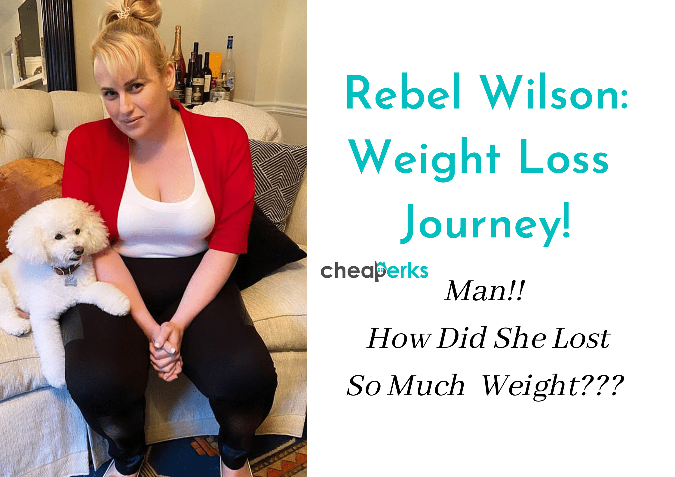 Rebel Wilson Weight Loss_ Journey Of Pitch Perfect Star Weight Loss