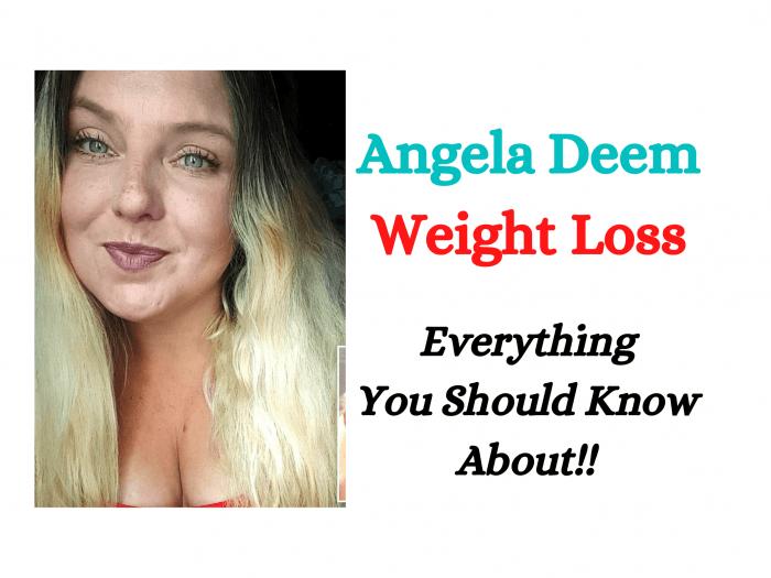 Angela Deem Weight Loss