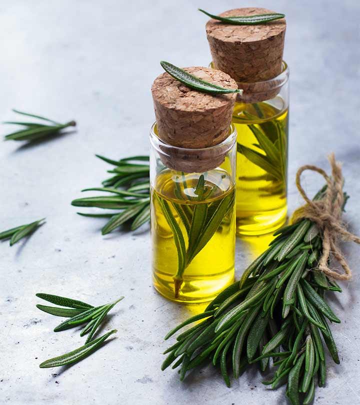 rosemary oil for acne