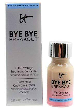 IT Bye Bye Breakout - best non comedogenic cocealer