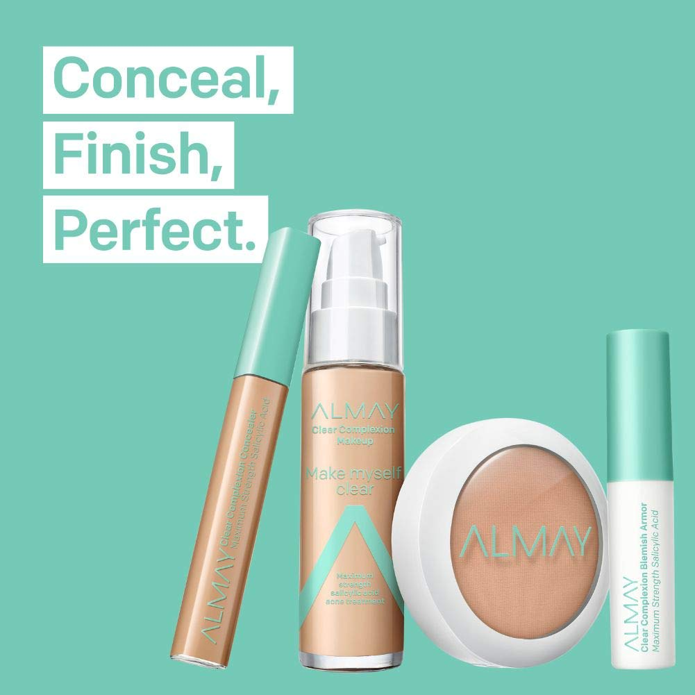 Almay Clear Complexion Concealer, Matte Finish