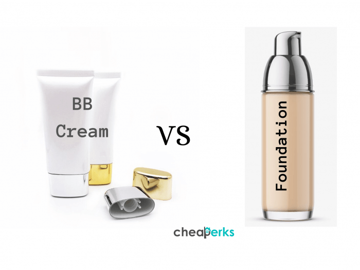 bb cream vs foundation