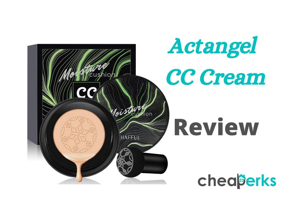 Actangel CC Cream Reviews