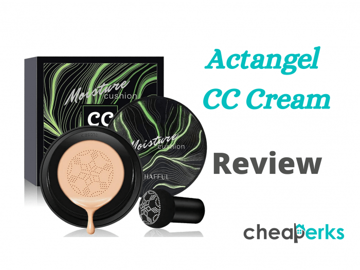 Actangel CC Cream Reviews