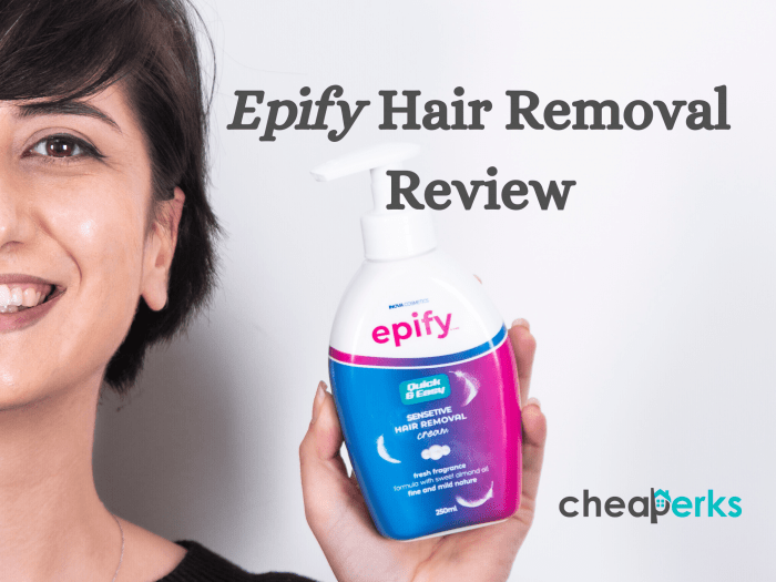 epify hair removal reviews