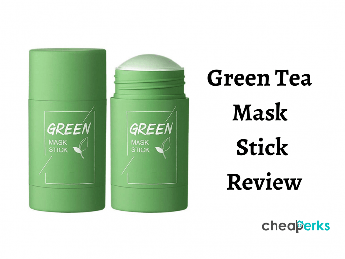Green Tea Mask Stick Review